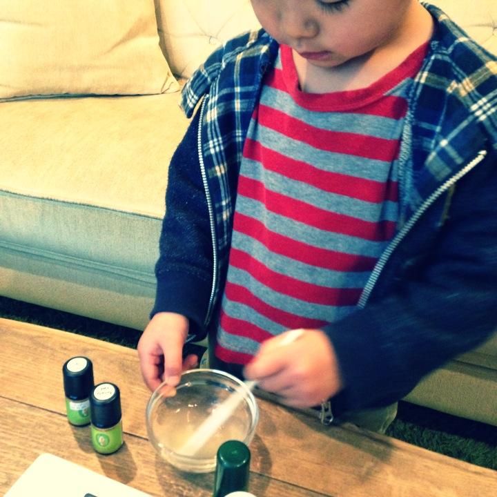 風邪のための自然療法セルフケア 06 子どもが喜ぶ感染予防のアロマレシピ